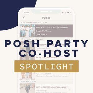 Posh Party Co-Host Spotlight
